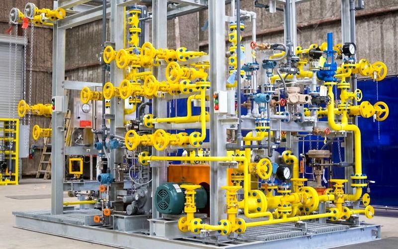 environmental protection for hazardous chemical valves