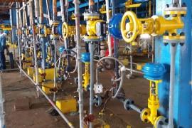 chlorine filling station