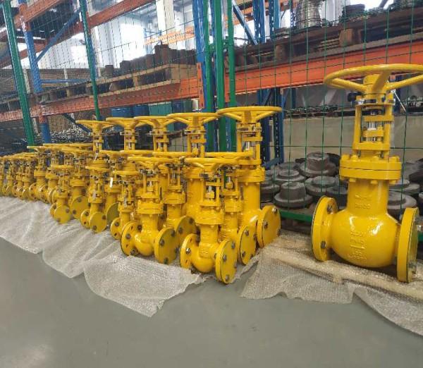 hazardous chemical valves