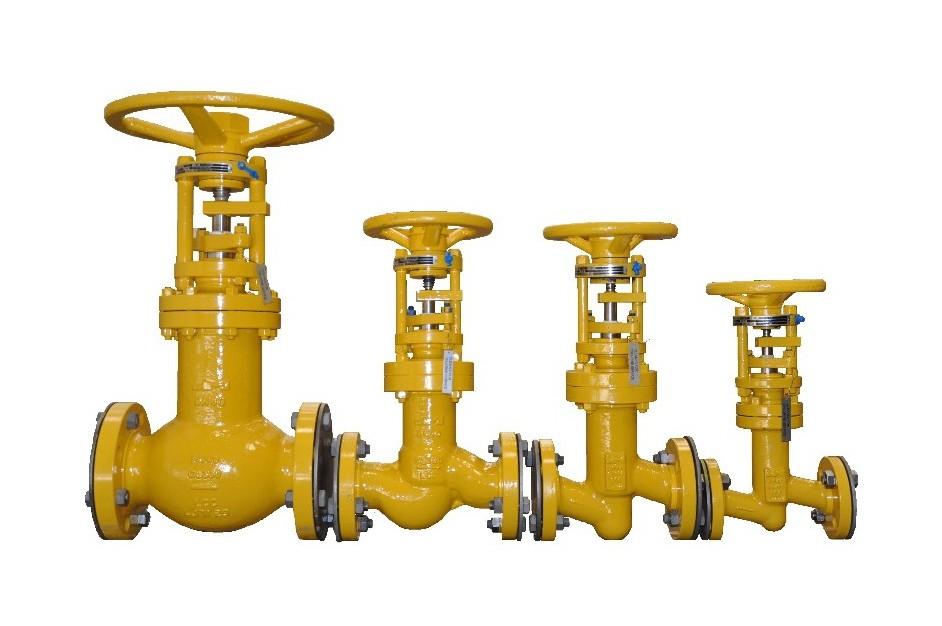 manual chemical valves