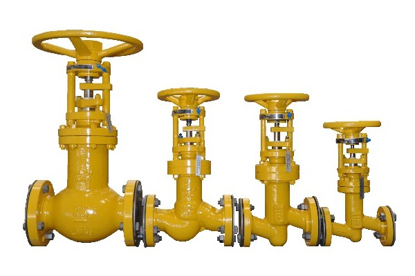 manual valves