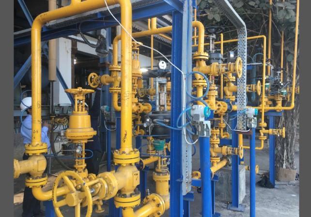 Pumping Liquid Chlorine